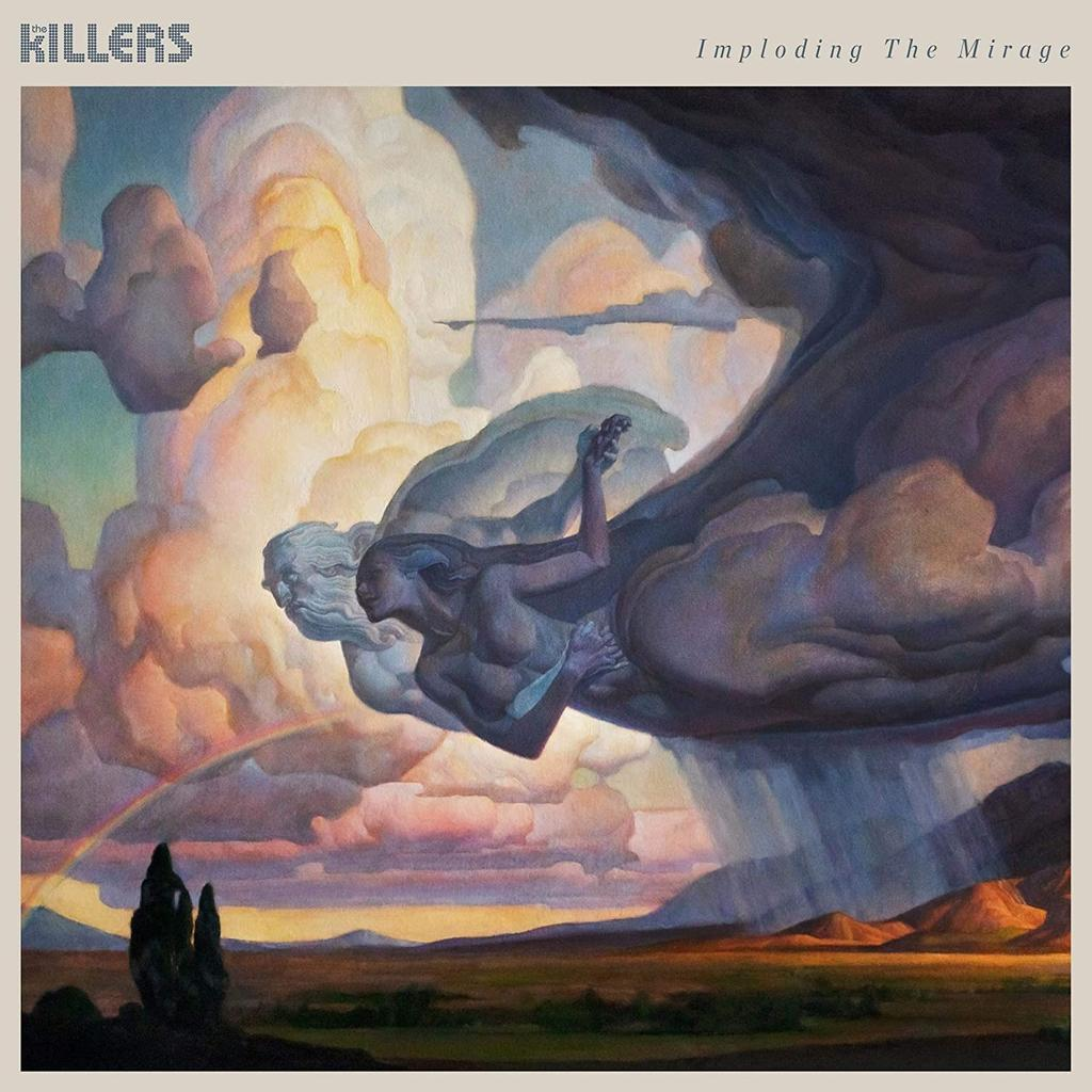 imploding the mirage | The Killers