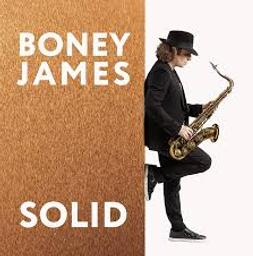 Solid | James, Boney. Saxophone